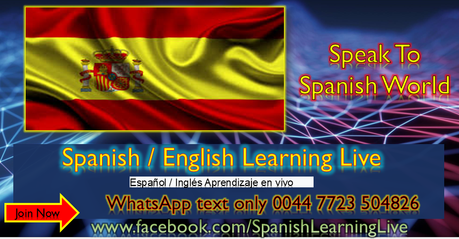 SPANISH FACEBOOK PAGE